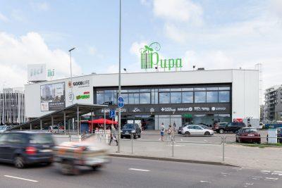 """Prekybos centras Pilaitėje """"Pupa"""" – švęsdamas veiklos dešimtmetį pasirašė sutartį su PEPCO"""
