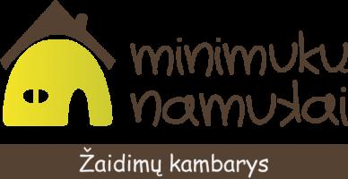 Minimukų namukai – vaikų žaidimų kambarys