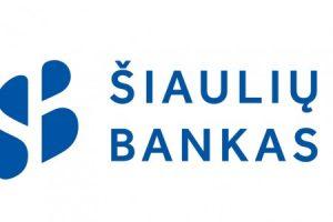 Šiaulių Bankas – bankomatas